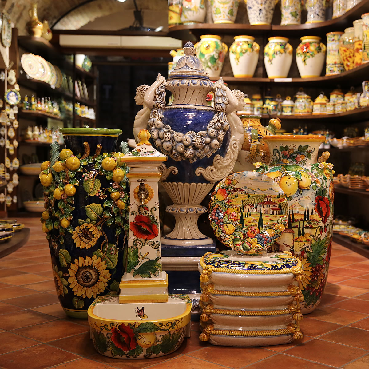 Ornamental Ceramics