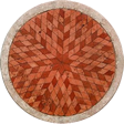 Terracotta Tables Round