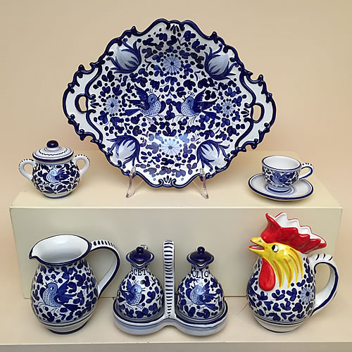 ... Arabesco Blu ...  sc 1 th 225 : italy dinnerware - pezcame.com