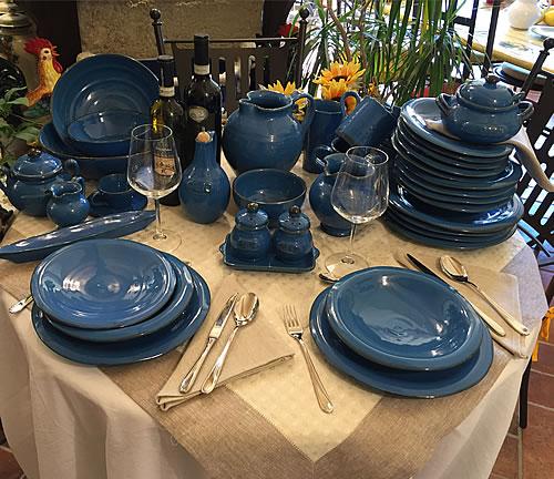 Servizio piatti colorati | Leoncini